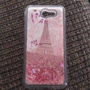 Accessories - Snow Globe Case for Samsung J7 Phone